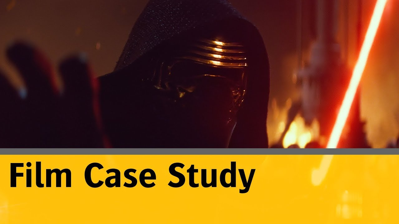 Video tutorial clip: Star Wars Cinematography: Lightsabers, battle scenes and CGI
