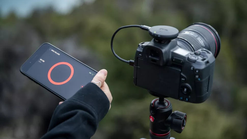Syrp Genie Micro: intelligent remote control for SLR and DSLM cameras