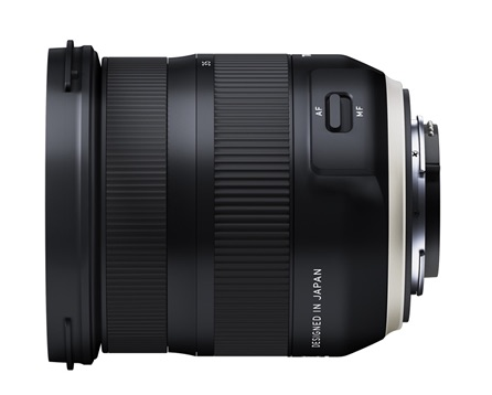 Tamron 17-35mm F/2.8-4 Di OSD - lightest full-frame wide-angle zoom in its class