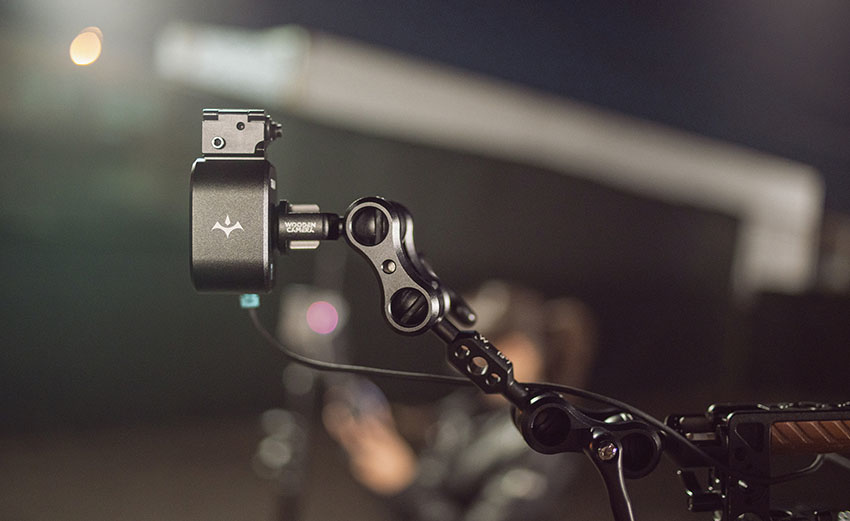 Teradek TOF.1: Infrared rangefinder for the RT Wireless Lens Control Kit