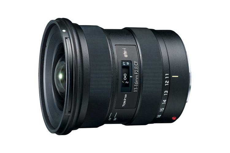 Tokina introduces newly designed Tokina ATX-i 11-16mm F2.8 CF Zoom for APS-C (S35) cameras (Nikon F
