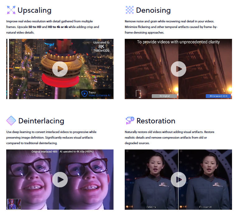 Topaz Video Enhance AI 2.3: New super slow motion via AI and discount promotion