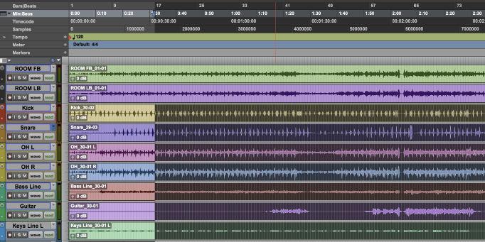 AI separates music into separate vocal and accompaniment audio tracks