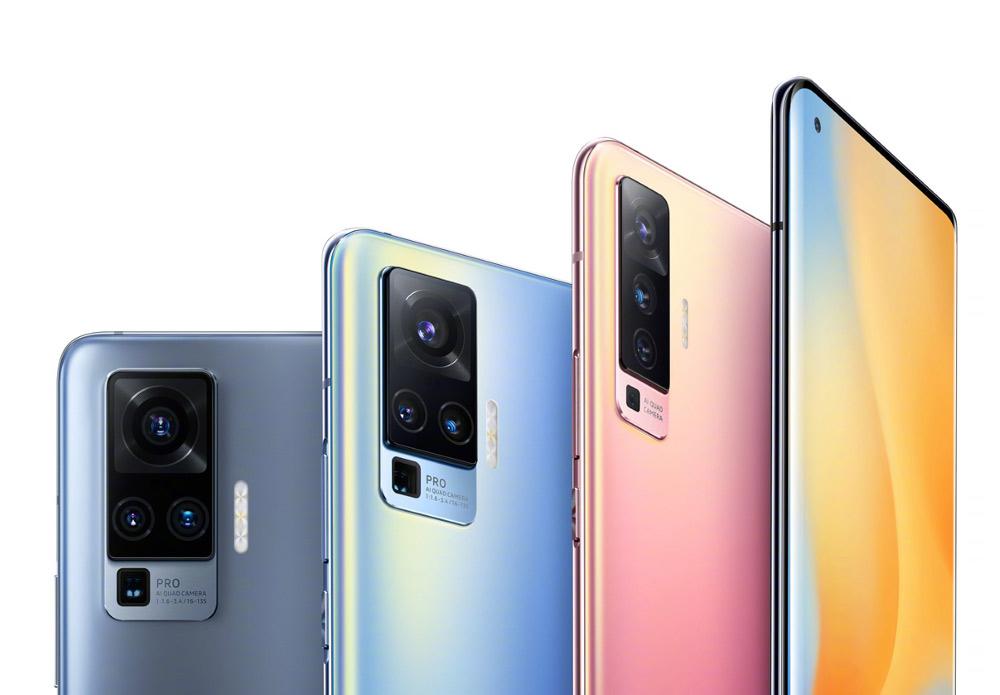 Vivo X50 Pro Smartphone: neue