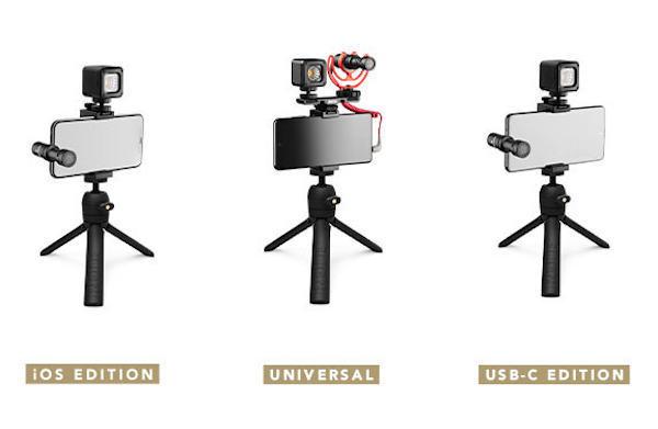 Vlogger-Kits