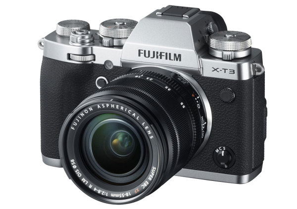 Fujifilm: Firmware update for X-T3 improves autofocus performance and face tracking