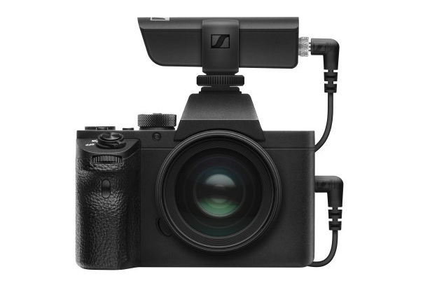 Sennheiser XS Wireless Digital -- wireless audio for DSLR cameras