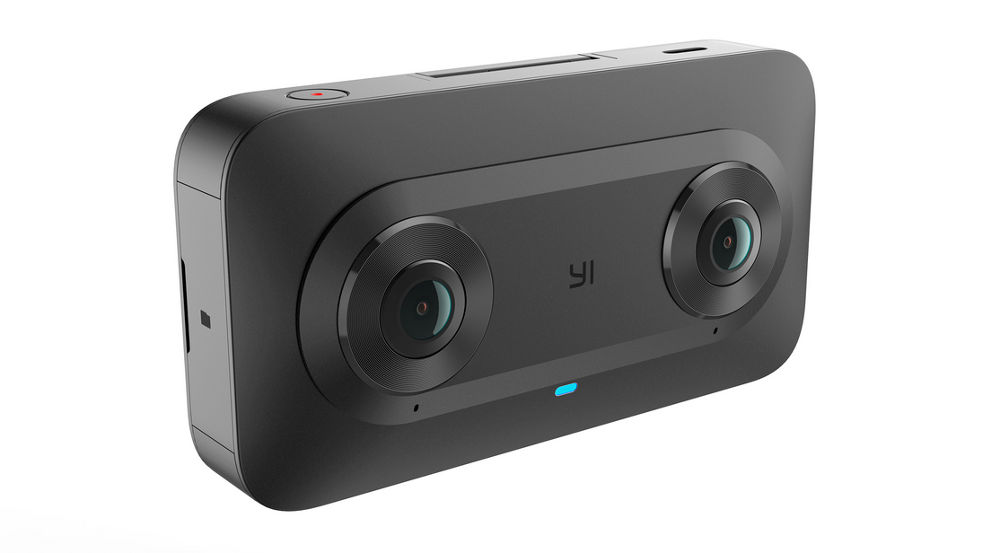 Semi-spherical videos: YI Horizon VR180 and Lenovo Mirage compact cameras