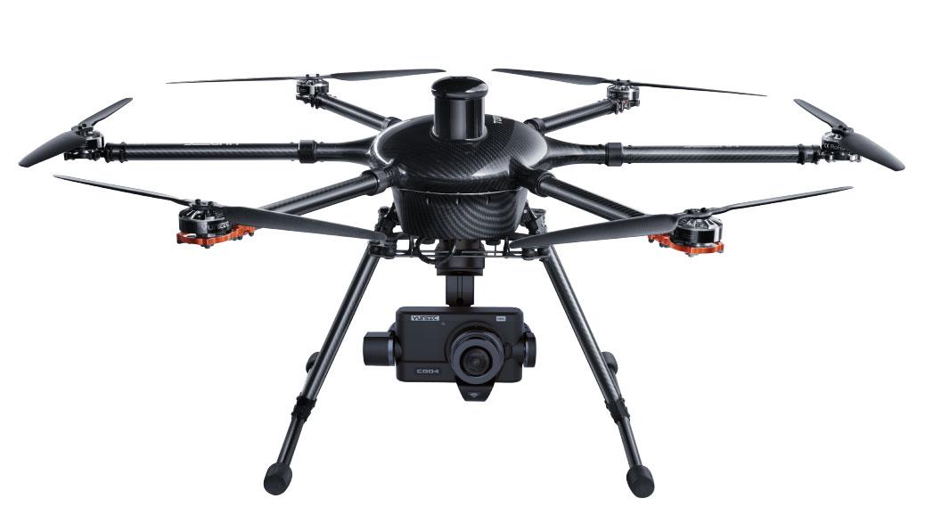 Yuneec Tornado H920 Plus: Profi-Drohne mit Panasonic 4K Kamera