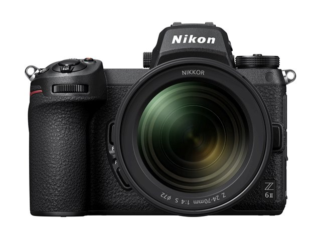 Nikon Z6II and Z7II with Dual Card Slots and for the first time external Blackmagic Raw Support
