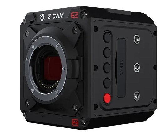 All Z CAM E2 get ProRes 4:2:2 recording with 0.98.0 firmware update