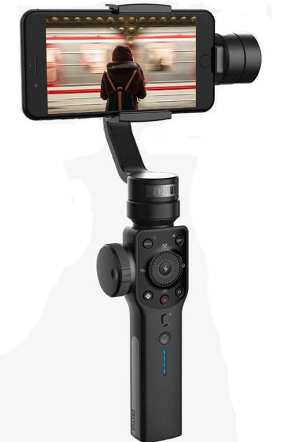 Zhiyun Smooth 4 Smartphone Gimbal with focus/zoom dial