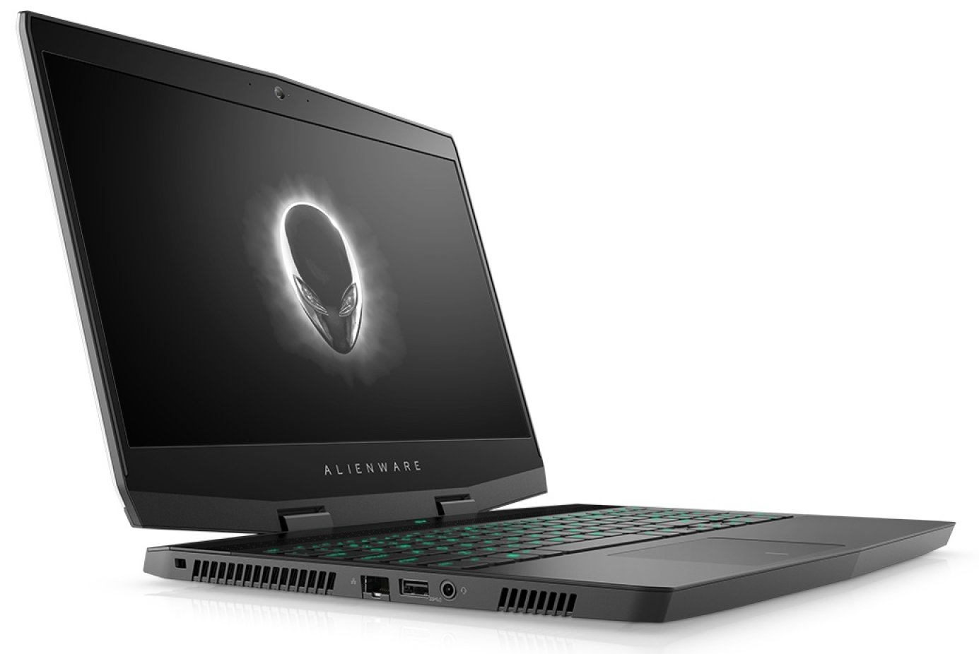 Dell Alienware M15 - slim and lightweight gaming notebook with lots of performance