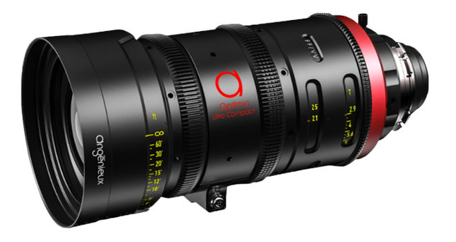 Angénieux Optimo Ultra compact for full frame -- 21-56 FF and 37-102 FF
