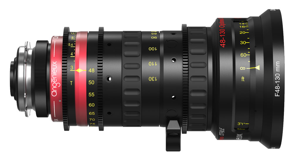 Ang nieux introduces Optimo Style 48-130 T3 // NAB 2017