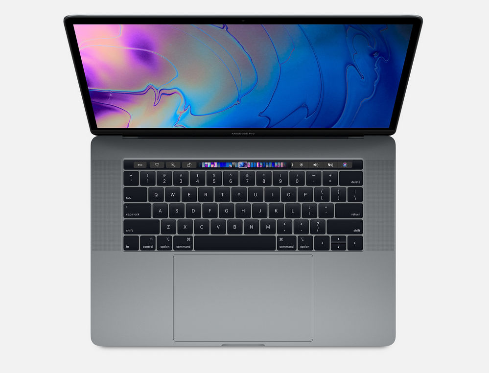 Apple: new MacBook Pro models with Intel Coffee Lake CPUs (4-/6-core)