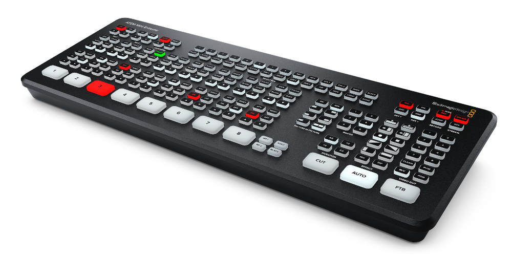 Blackmagic ATEM Mini Extreme (ISO): New compact cheap 8-channel HDMI live production mixer