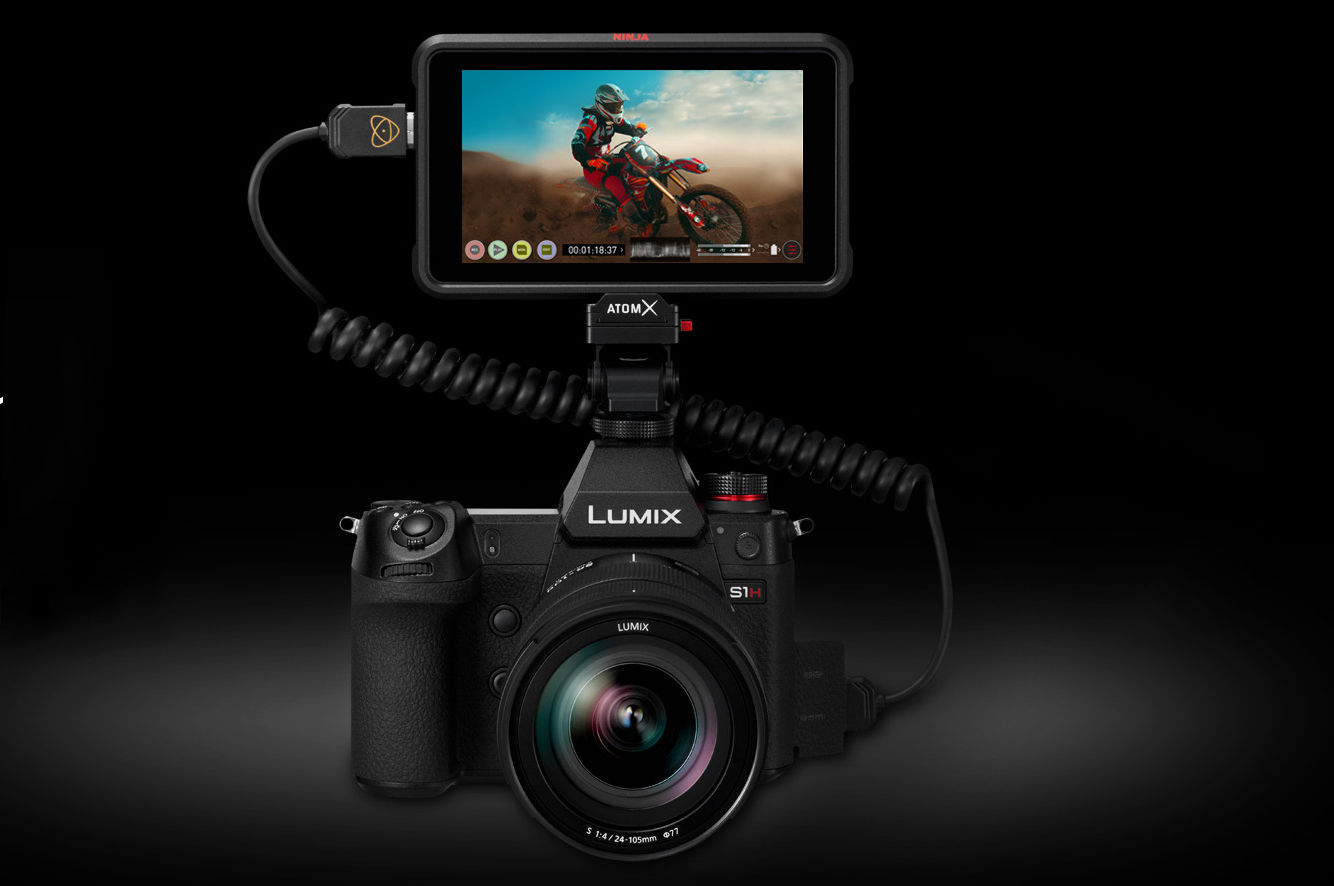 RAW update for Panasonic S1H finally available