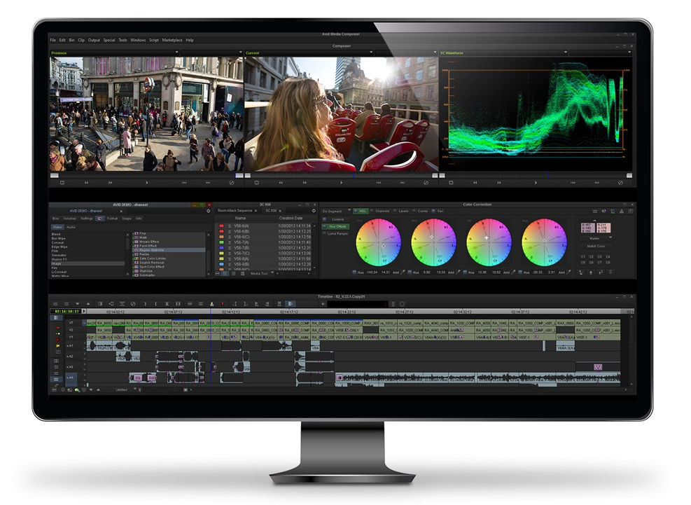 Avid Media Composer pricing revolution -- new subscriptions start at 19 Euro monthly // NAB 2018