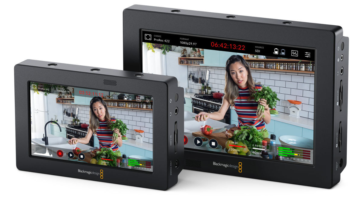 Blackmagic Video Assist 3G -- new, cheaper 5