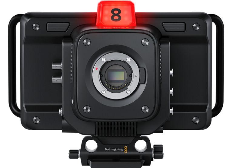 Blackmagic introduces new Studio Cameras 4K Plus / 4K Pro