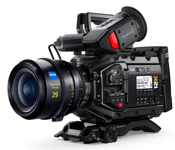 Blackmagic URSA Mini Pro 12K: demo clips and more info about the new 12K sensor design