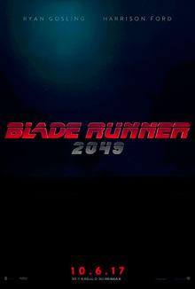 Was bringt das neue Jahr? Einen Blade Runner zum Beispiel