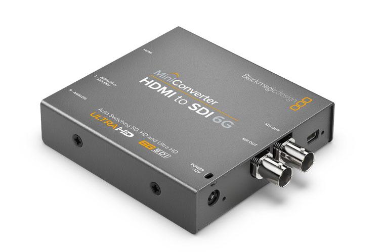 Blackmagic Design: New converters, 8K deck link card and Micro Camera Updates