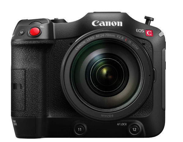 Firmware-Update 1.0.1.1 is now availabe for the Canon C70