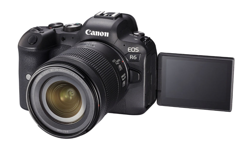 Firmware update: Canon R6 gets longer recording periods