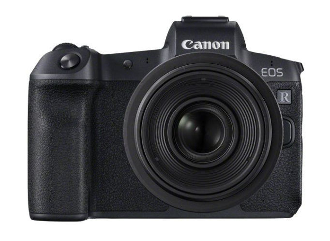 Canon EOS R - Now also mirrorless full-frame system camera from Canon