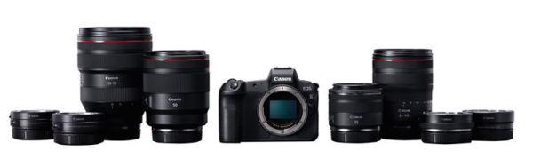 Mirrorless Full Format Market in Japan: Sony no longer 99%, Canon and Nikon already at 33%