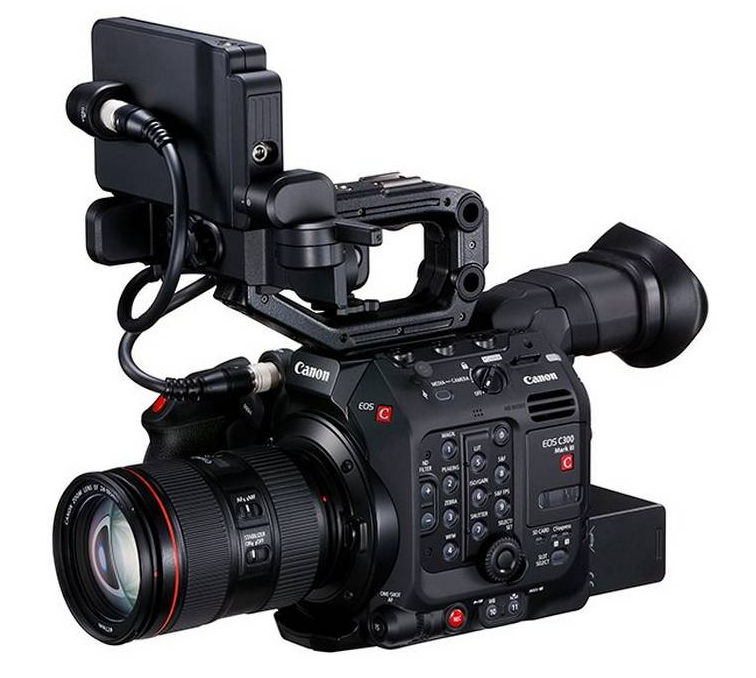 Canon releases firmware updates for Canon EOS C300 Mark III and C500 Mark II
