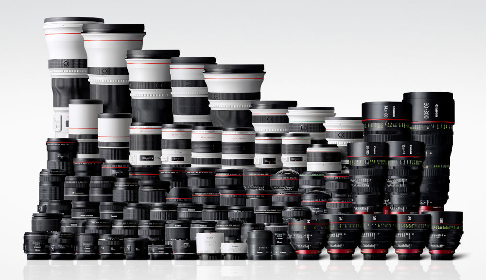 No new EF-lens announcements from Canon expected