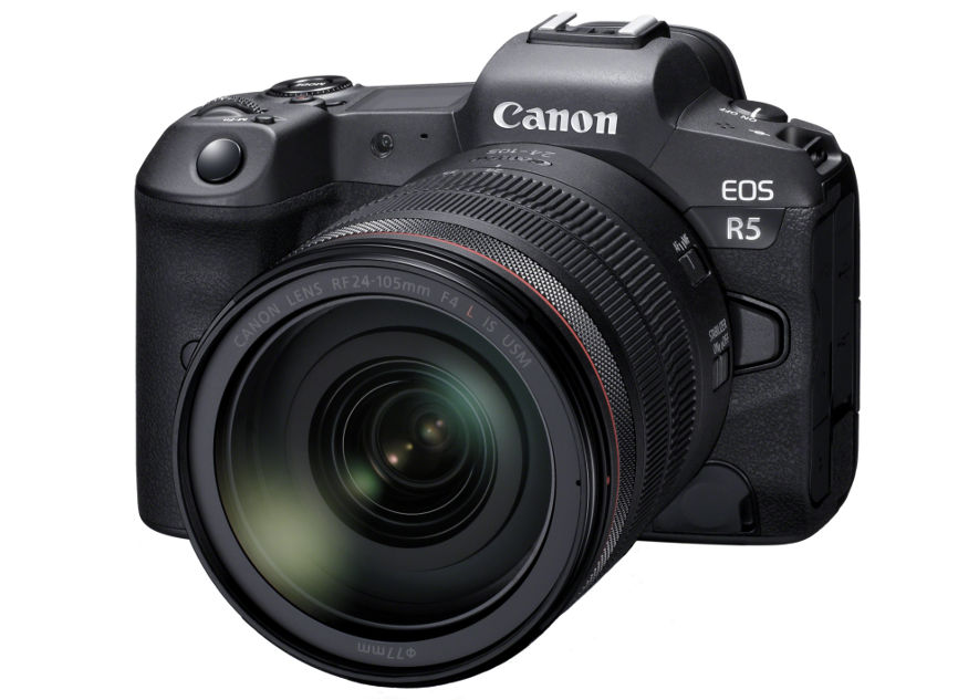 More details about the Canon EOS R5 -- Dual Pixel CMOS AF also in 8K mode