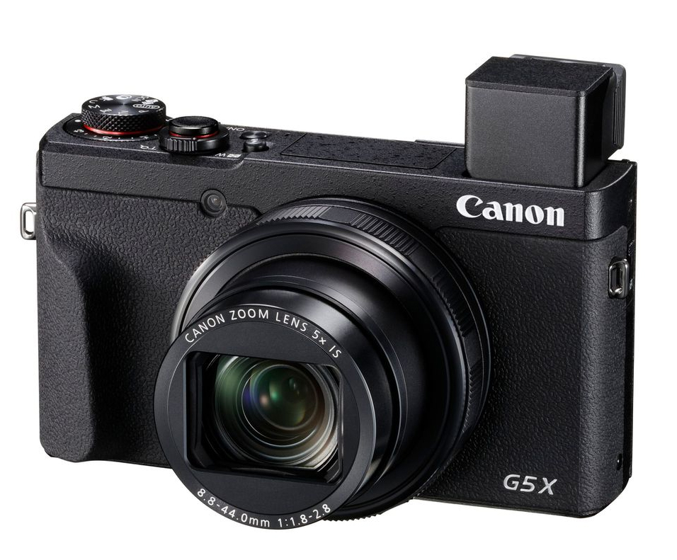 4K movies without Crop - New Canon PowerShot G5 X Mark II and G7 X Mark III