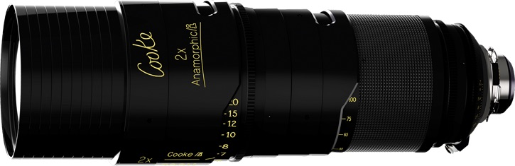 Cooke: 35-140mm Anamorphic/I SF Zoom with even more Special Flare