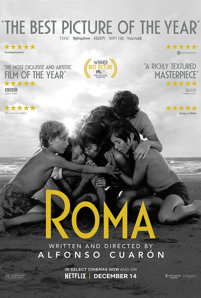 Netflix faces distribution dilemma, as seen with Roma