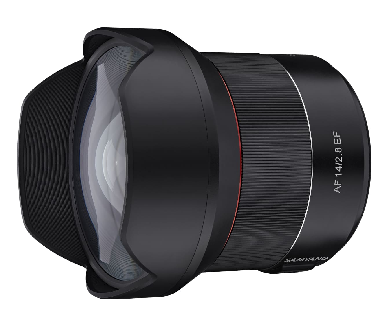 Samyang AF 14/2.8 EF - Samyang introduces the first AF lens for Canon EF Mount