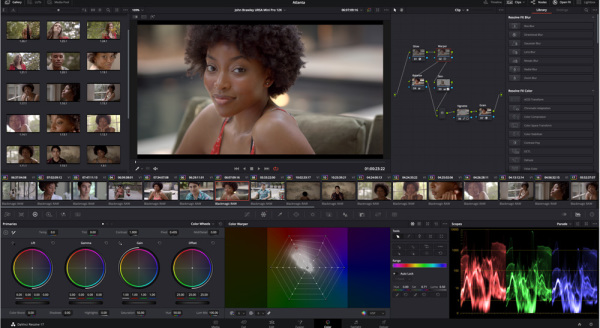 Blackmagic DaVinci Resolve 17 Beta 8