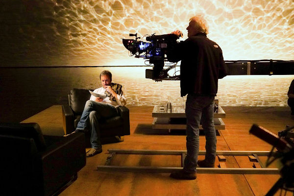 DoP Roger Deakins does Podcasts about his camera work