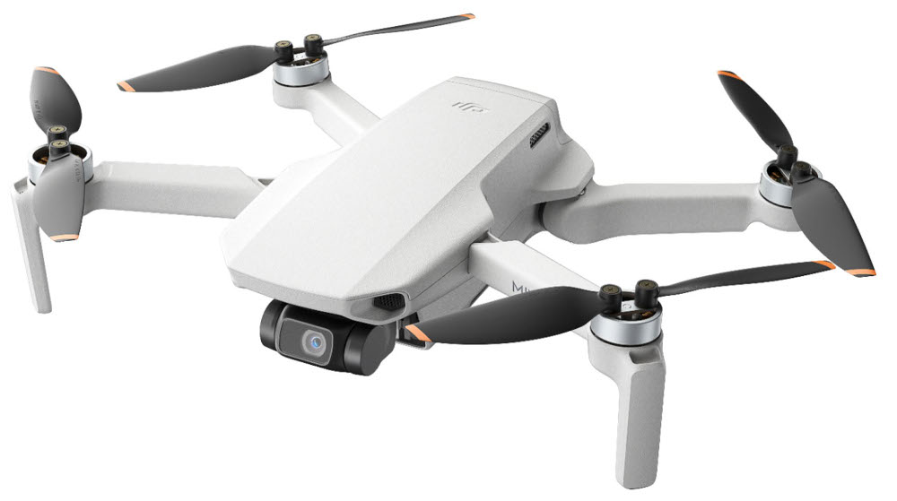 New entry-level drone DJI Mini SE now available in the US - for