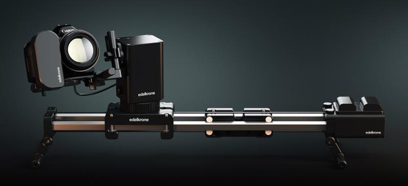 Edelkrone stellt Motion Kit inkl. Fokuskontrolle für Slider PLUS (X) vor