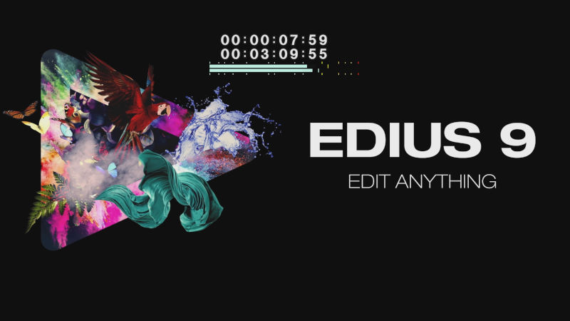Edius 9.3 arrives soon with improvements // IBC 2018