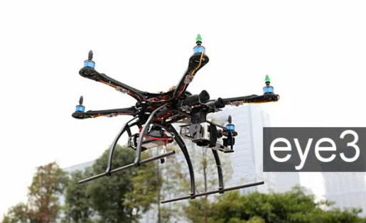 eye3-Drohne