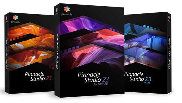 Pinnacle Studio 23 Ultimate Brings Video Masks and Nesting