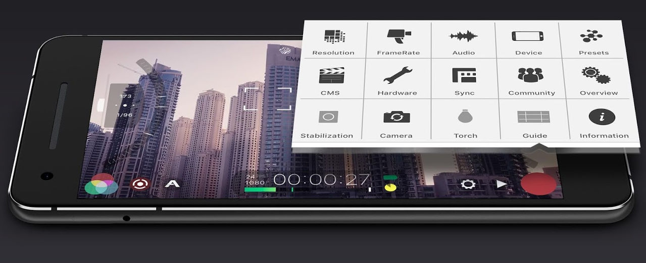 FiLMiC Audio app will offer field recorder functionality for iOS devices // NAB 2019