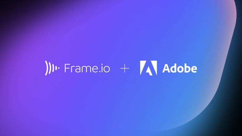Adobe acquires Frame.io to strenghten collaborative editing with Premiere Pro