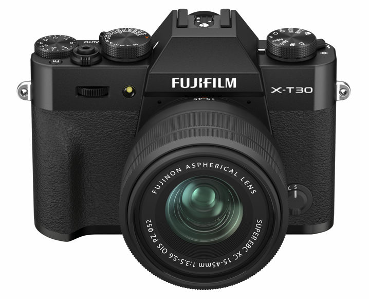 News from Fujifilm -- Support for BRAW announced, FUJIFILM X-T30 II and more