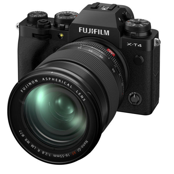 3D LUTs now also available for Fujifilm X-T4 -- including Bleach Bypass